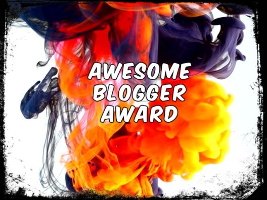 AWESOMEBLOGGERAWARD